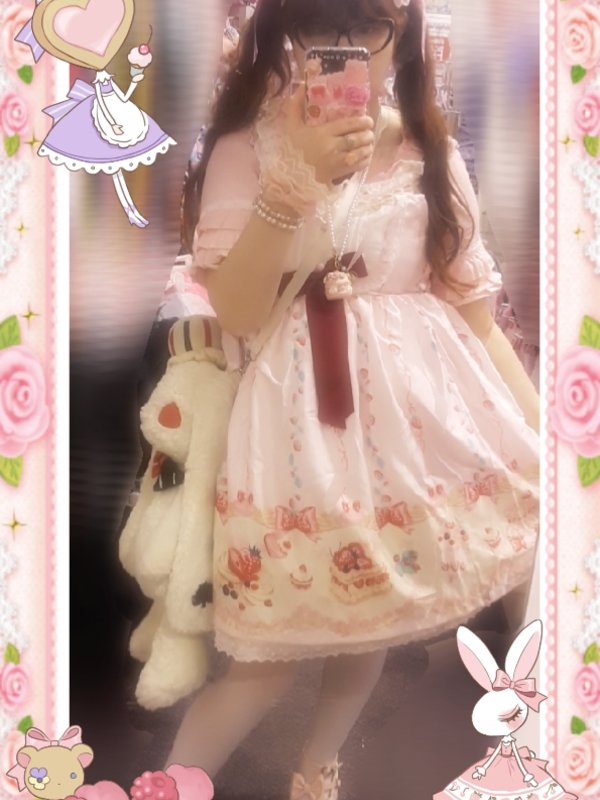 chibidaichi's 「Sweet lolita」themed photo (2020/02/11)