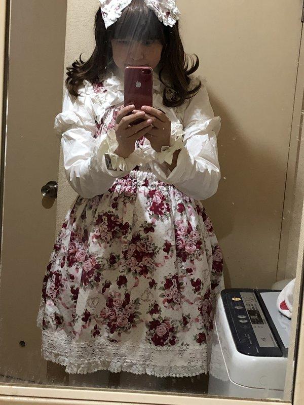 雪姫の「Lolita」をテーマにしたコーディネート(2020/02/12)