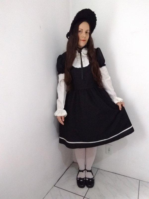 Sariana's 「Lolita」themed photo (2020/02/13)