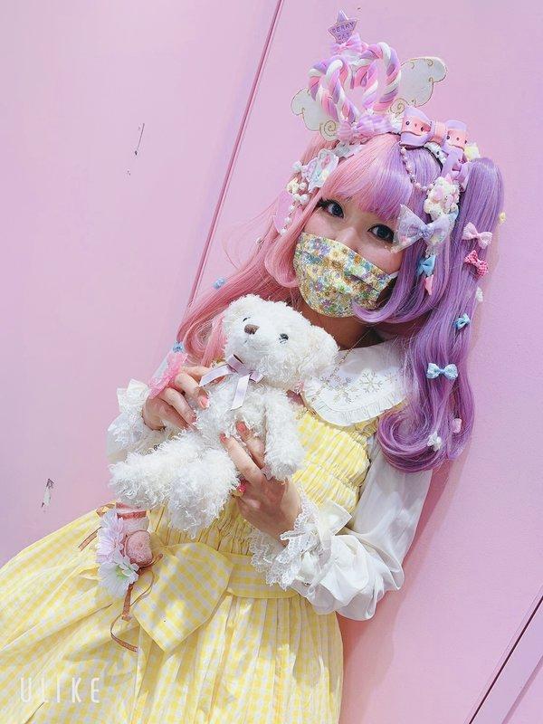 望月まりも☆ハニエルの「Lolita」をテーマにしたコーディネート(2020/02/13)