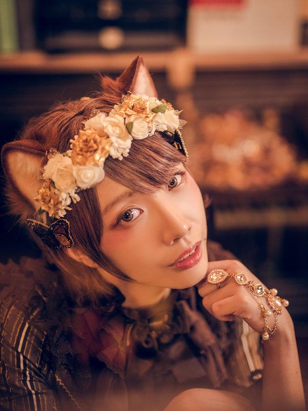 SINAの「Angelic pretty」をテーマにしたコーディネート(2020/02/20)