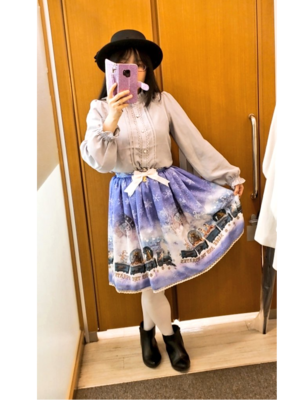 mococorin's 「Lolita」themed photo (2020/02/21)