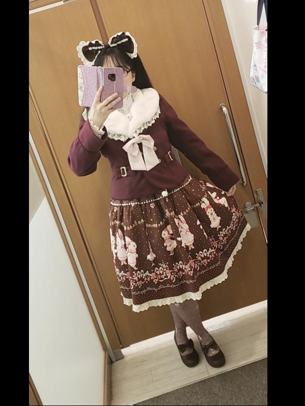 mococorinの「Lolita」をテーマにしたコーディネート(2020/02/21)