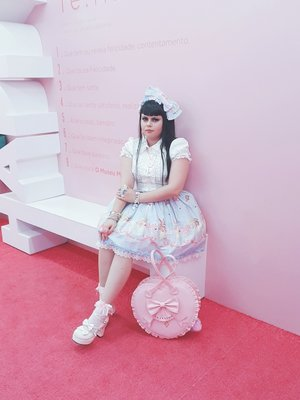 NeeYumi's 「Lolita fashion」themed photo (2020/02/27)