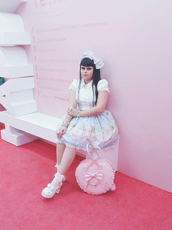 NeeYumi's 「Lolita fashion」themed photo (2020/02/27)