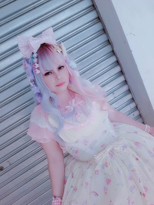 NeeYumi's 「Lolita」themed photo (2020/02/27)