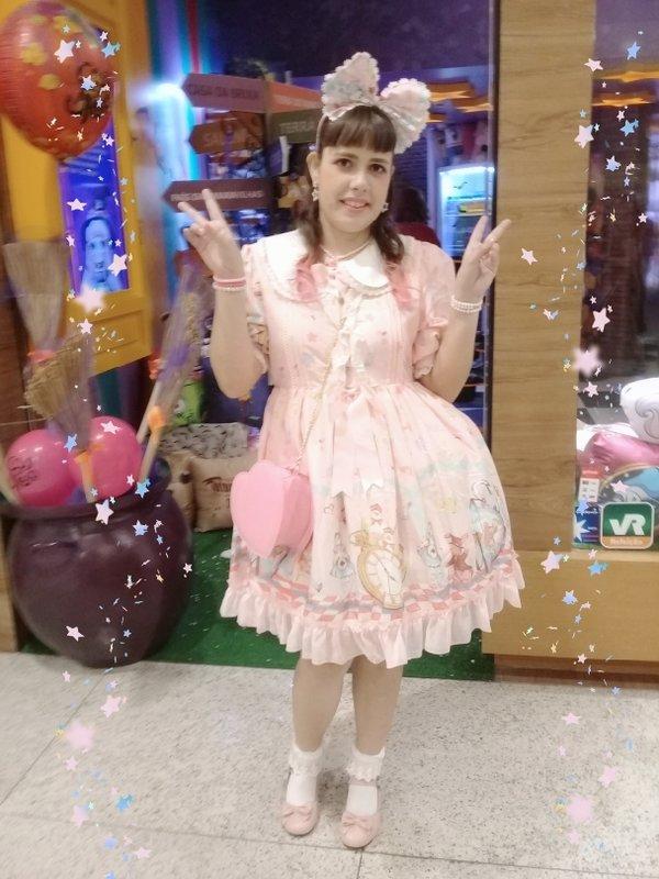 是Jessica以「Lolita」为主题投稿的照片(2020/03/03)