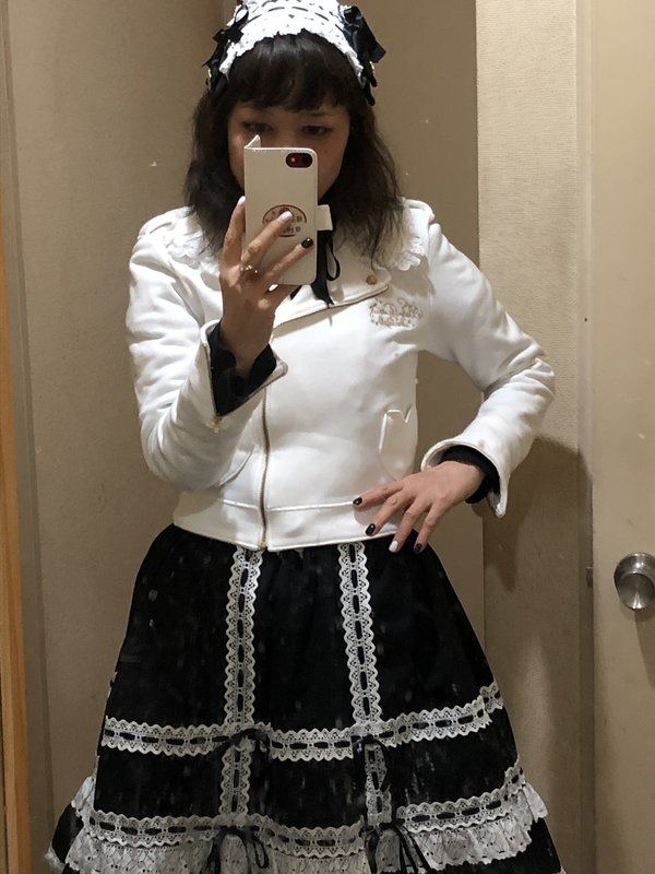 雪姫の「Lolita」をテーマにしたコーディネート(2020/03/03)