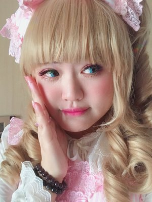 Kalilo Cat's 「Lolita fashion」themed photo (2020/03/04)