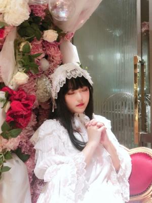 舞の「Angelic pretty」をテーマにしたコーディネート(2020/03/05)