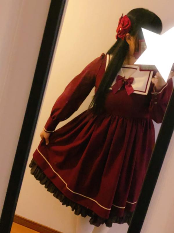 夜半's 「Lolita」themed photo (2020/03/05)