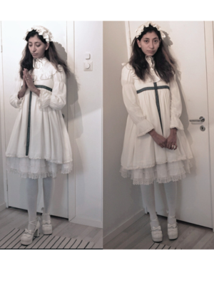 Fortune Tea Lady's 「Lolita fashion」themed photo (2020/03/09)