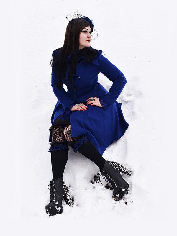 Marjo Laineの「Gothic」をテーマにしたコーディネート(2020/03/11)