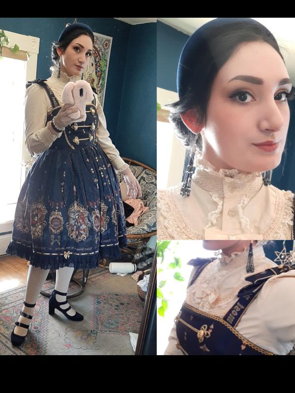 是MoriMademoiselle以「Lolita」为主题投稿的照片(2020/03/14)