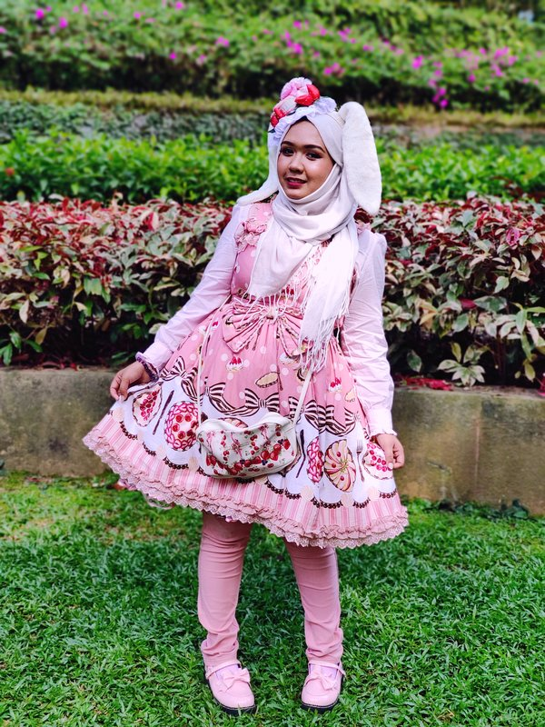 luluechahの「Lolita fashion」をテーマにしたコーディネート(2020/03/22)