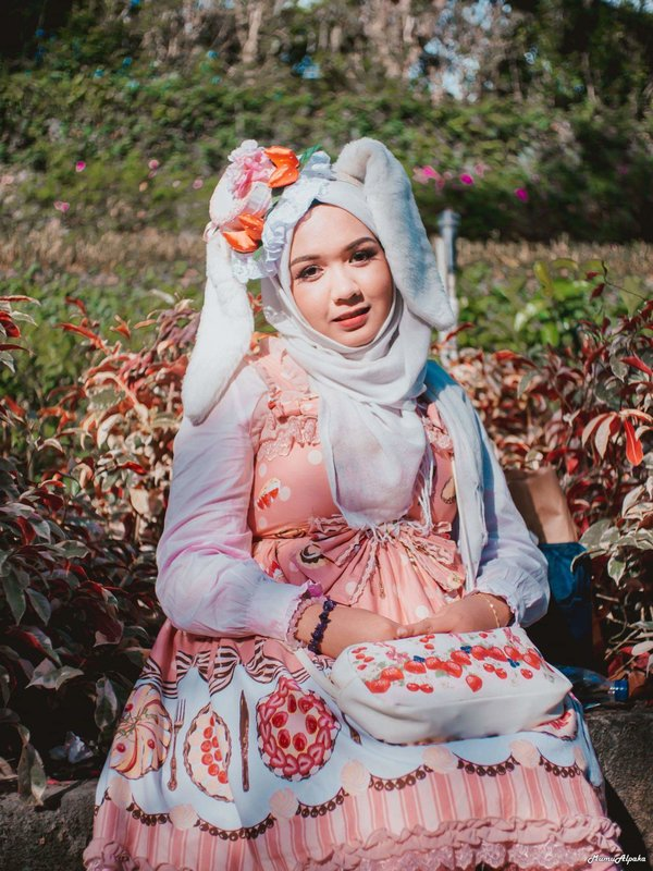 luluechah's 「Lolita fashion」themed photo (2020/03/22)
