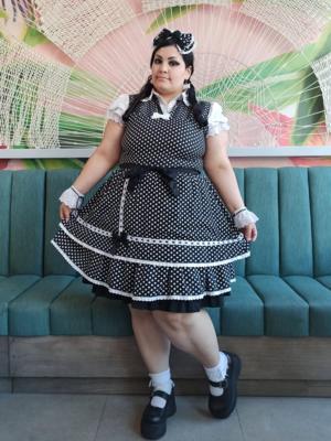Bara No Himeの「Lolita fashion」をテーマにしたコーディネート(2020/03/23)