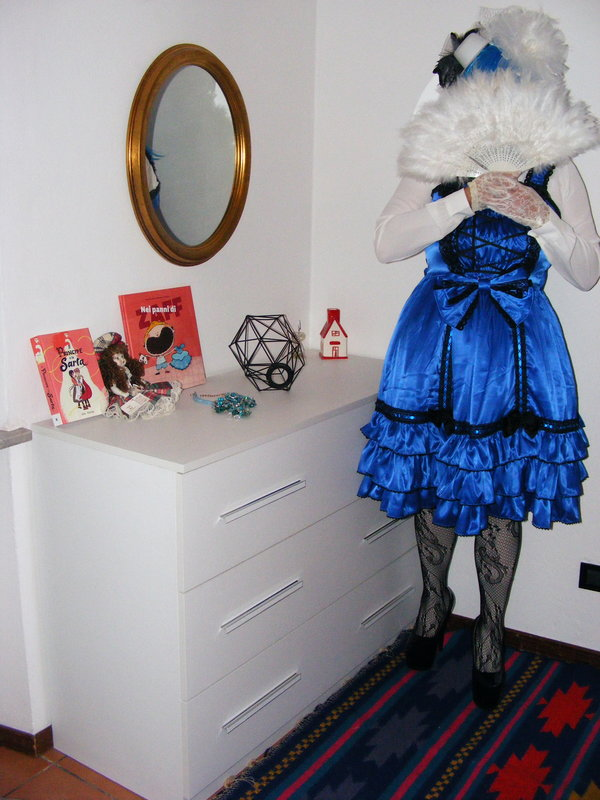 Kyoko Bijouxの「Sweet lolita」をテーマにしたコーディネート(2020/03/23)