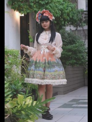 是mayipuffs以「Lolita fashion」为主题投稿的照片(2020/03/25)