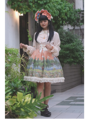 mayipuffsの「Lolita fashion」をテーマにしたコーディネート(2020/03/25)