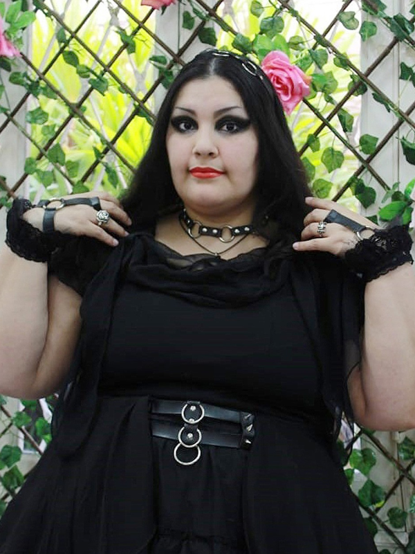 Bara No Hime's 「Gothic」themed photo (2020/03/27)