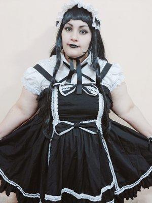 Bara No Himeの「Old school Lolita」をテーマにしたコーディネート(2020/03/27)