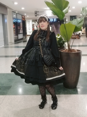 是Jessica以「Lolita」为主题投稿的照片(2020/03/30)