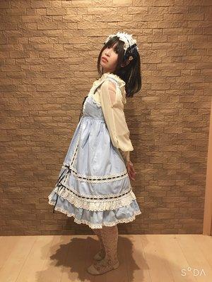 mikumoの「Lolita fashion」をテーマにしたコーディネート(2020/03/30)