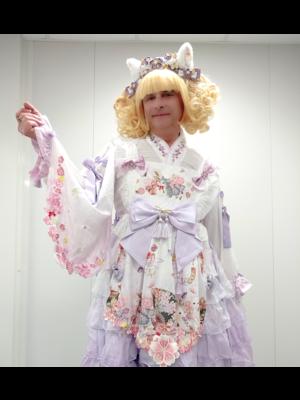 Anaïsseの「Lolita」をテーマにしたコーディネート(2020/04/02)