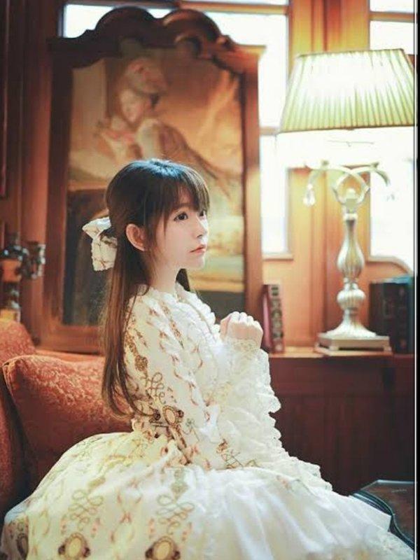 ゆりさの「Lolita」をテーマにしたコーディネート(2020/04/06)