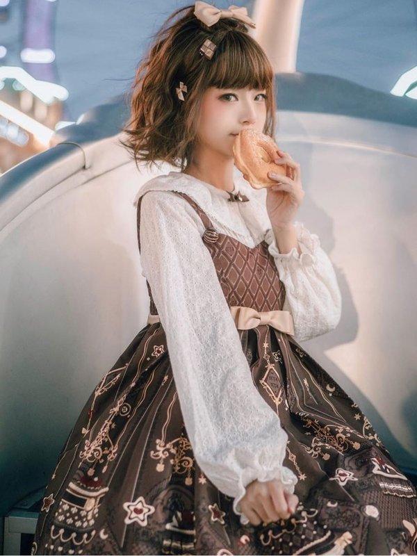 翠翠子の「Lolita」をテーマにしたコーディネート(2020/04/06)
