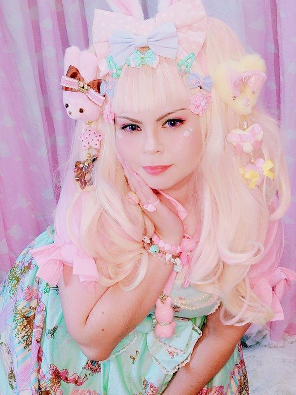 NeeYumiの「Lolita」をテーマにしたコーディネート(2020/04/10)