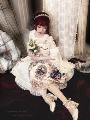 姬丝秀兔の「Lolita」をテーマにしたコーディネート(2020/04/12)