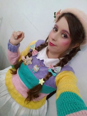 Emilia Nogueira's 「Lolita fashion」themed photo (2020/04/13)