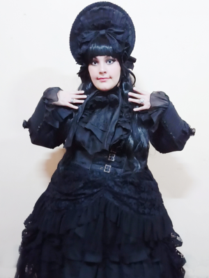 Bara No Hime's 「Gothic Lolita」themed photo (2020/04/14)