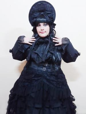 Bara No Himeの「Gothic Lolita」をテーマにしたコーディネート(2020/04/14)