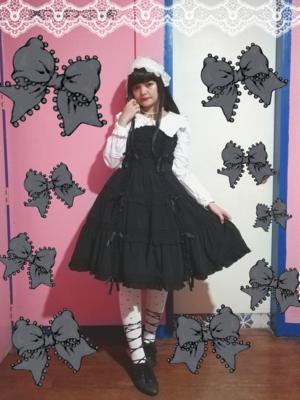 mayi roseの「oldschool lolita」をテーマにしたコーディネート(2020/04/19)