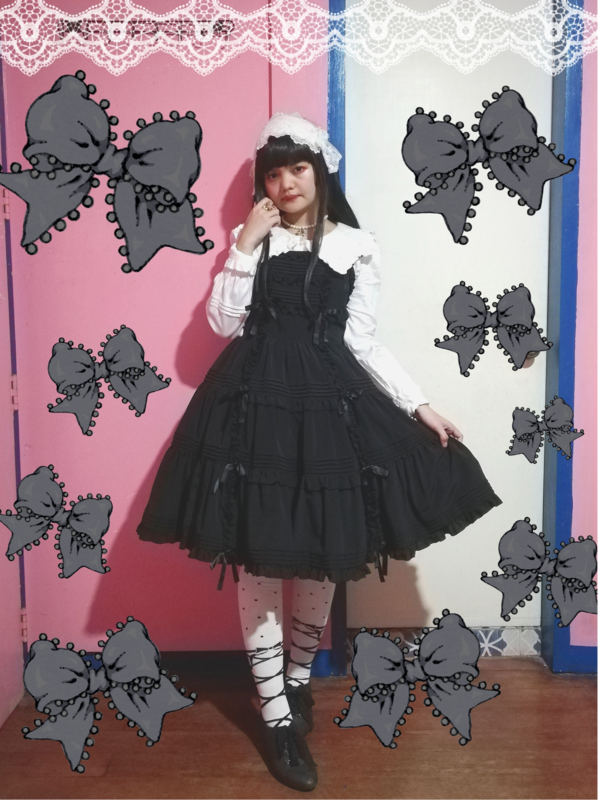 是mayi rose以「oldschool lolita」为主题投稿的照片(2020/04/19)