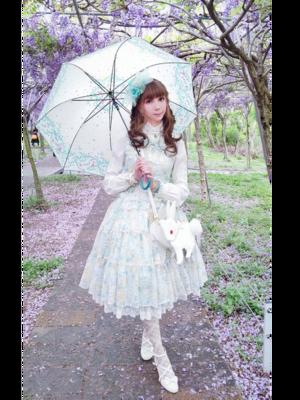 置鮎楓の「Lolita」をテーマにしたコーディネート(2020/04/22)