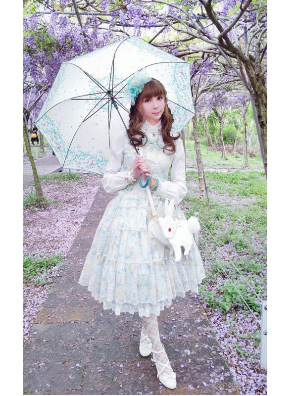 是置鮎楓以「Lolita」为主题投稿的照片(2020/04/22)