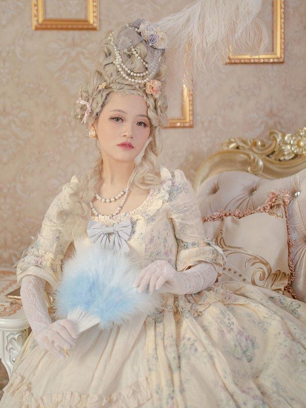 是nauYieM9406以「Classic Lolita」为主题投稿的照片(2020/04/23)