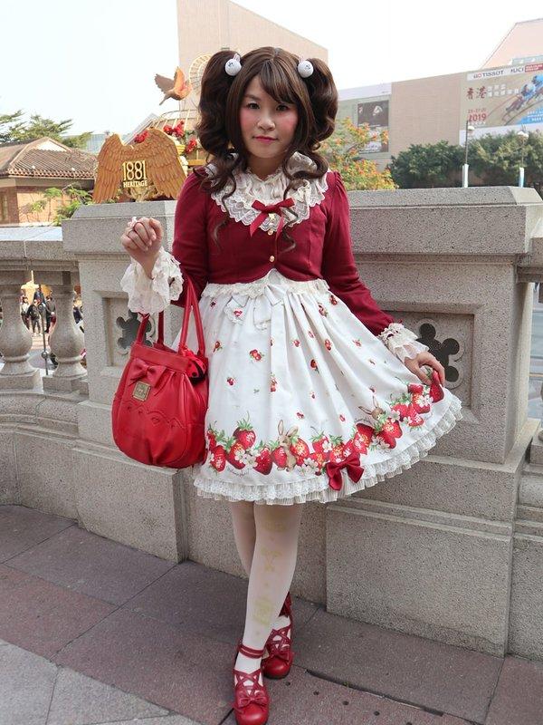 Joanna Yuenの「Lolita fashion」をテーマにしたコーディネート(2020/04/24)