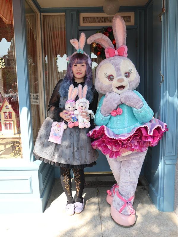 是Joanna Yuen以「Lolita fashion」为主题投稿的照片(2020/04/27)