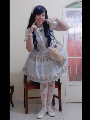 Esther Aya Barrosの「Lolita」をテーマにしたコーディネート(2020/04/28)