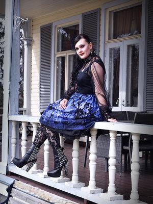 是Marjo Laine以「Gothic Lolita」为主题投稿的照片(2020/04/28)