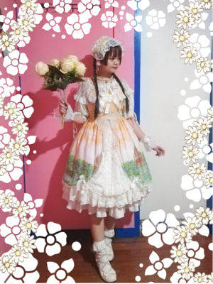 mayi rose's 「Classic Lolita」themed photo (2020/05/01)