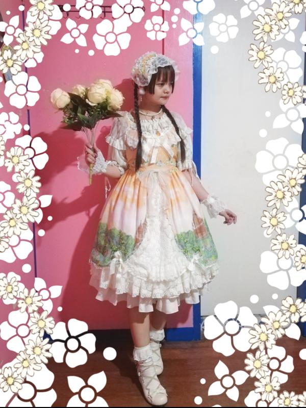 mayi roseの「Classic Lolita」をテーマにしたコーディネート(2020/05/01)