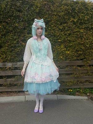 是Sophia Magdalene以「Sweet lolita」为主题投稿的照片(2020/05/05)