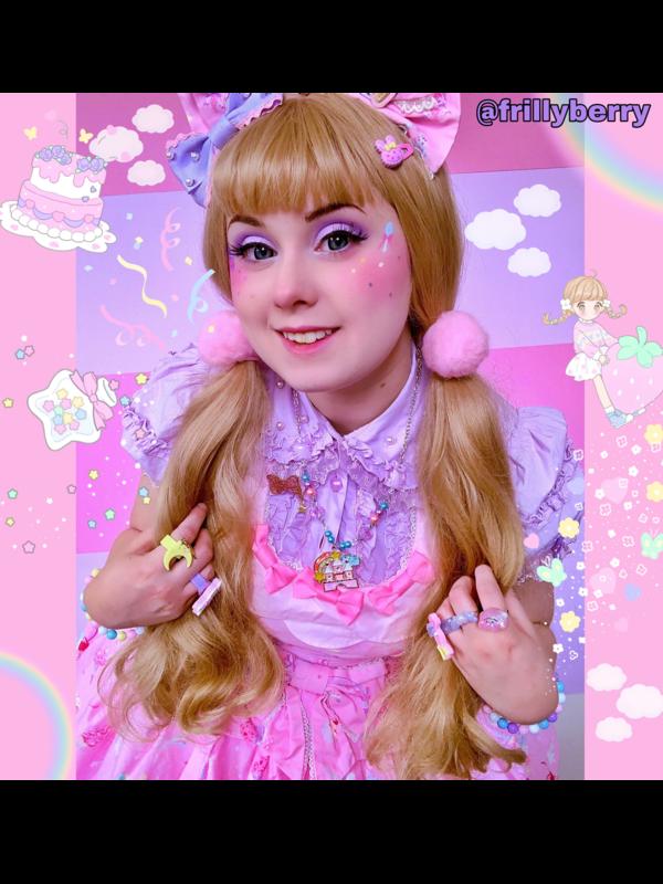 Pixyの「Lolita」をテーマにしたコーディネート(2020/05/14)