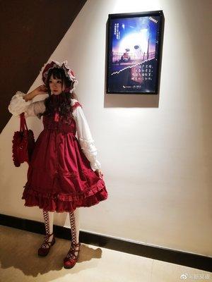 是Luna Lucifer以「Lolita fashion」为主题投稿的照片(2020/05/14)
